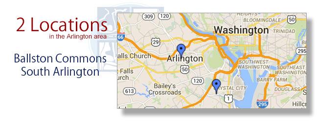 Nova Pain and Rehab has 2 locations in the Arlington area