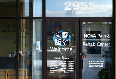 Nova Pain and Rehab South Arlington Office